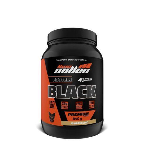 Protein Black 4w (840gr) - New Millen