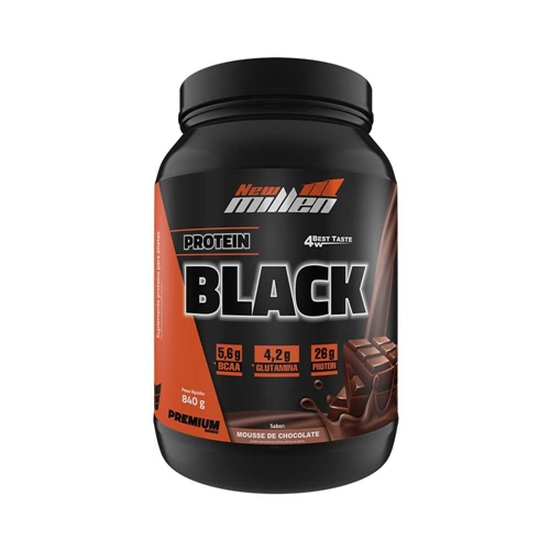 Protein Black 4W S098 - New Millen S098
