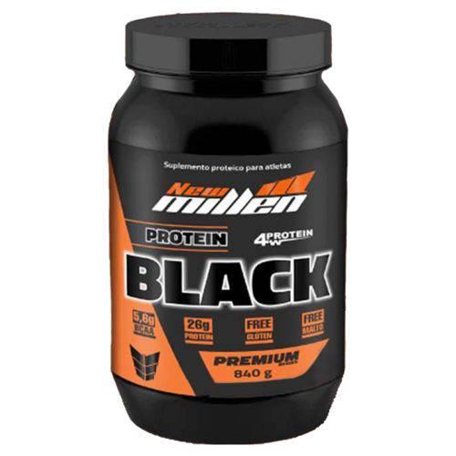 Protein Black - 840g - Flappuccino - New Millen
