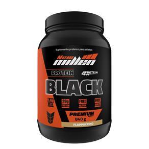 Protein Black (840G) - New Millen - Flappuccino