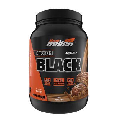 Protein Black 840g New Millen Protein Black 840g Alfajor New Millen