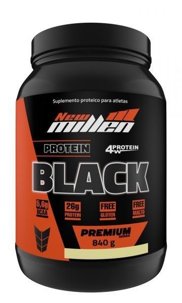 Protein Black (840g) - New Millen