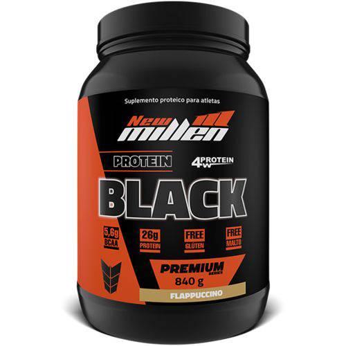 Protein Black 840g - New Millen