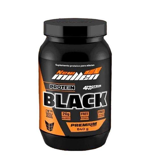 Protein Black - 840g - New Millen