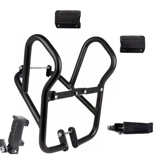 Protetor de Carenagem Motor Xtz 150 Crosser C Pedal Chapam
