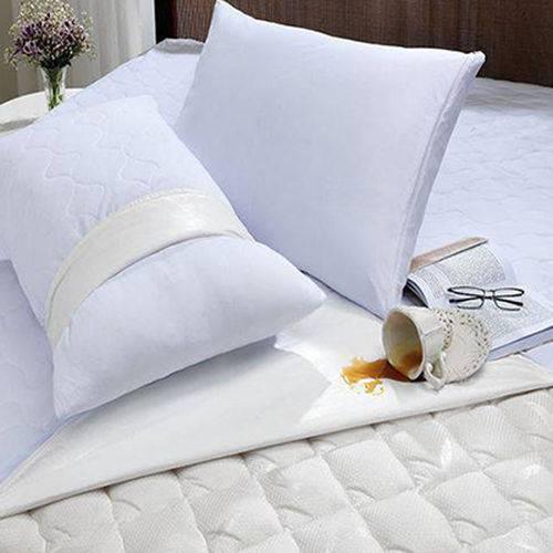 Protetor Travesseiro Tecebem Matelado Impermeável Branco