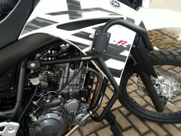 Protetor de Motor e Carenagem Xt 660 R C/ Pedaleira - Chapam