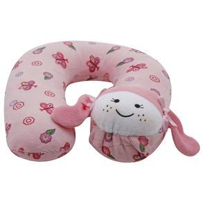 Protetor de Pescoço Batistela Baby 2515 - Rosa