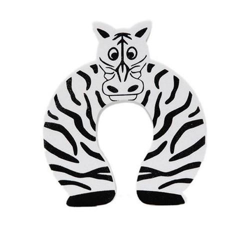 Tudo sobre 'Protetor de Porta Zebra Buba Baby'