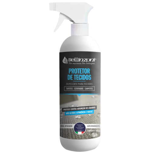 Protetor de Tecidos Spray - 500ml - Bellinzoni