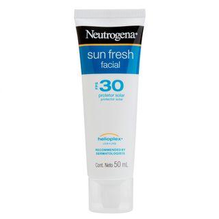 Protetor Facial Neutrogena Sun Fresh FPS30 50ml