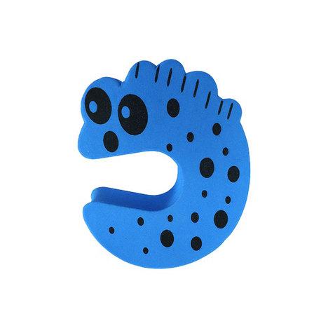 Tudo sobre 'Protetor Fixtil para Portas Azul Fixtil'