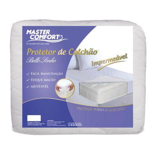 Protetor Impermeável de Colchão Queen Matelado com Elástico Pillowtex