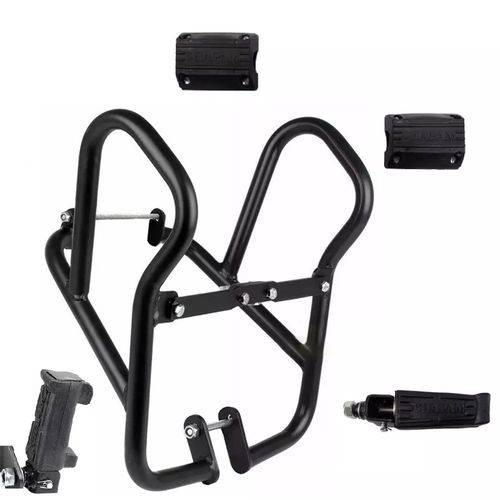 Protetor Motor Carenagem Yamaha Xtz150 Crosser Chapam