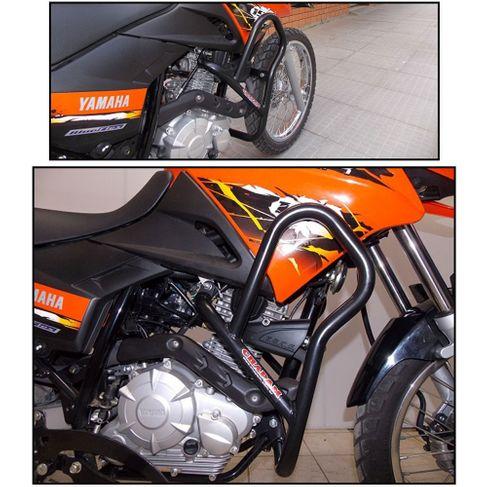 Tudo sobre 'Protetor Motor e Carenagem Chapam Yamaha XTZ 150 Crosser'