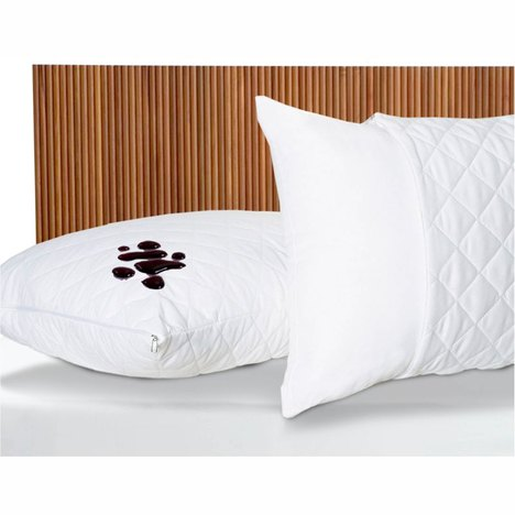 Protetor P/ Travesseiro Impermeável 01 Peça - Branco