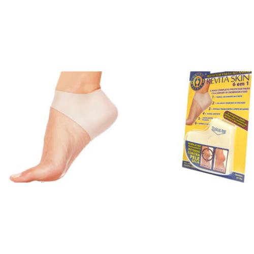 Protetor para Calcanhar Revita Skin 6 em 1 1046 Ortho Pauher
