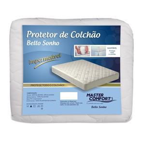 Protetor para Colchão Solteiro 0,88M X 1,88M Alt 30Cm Unica