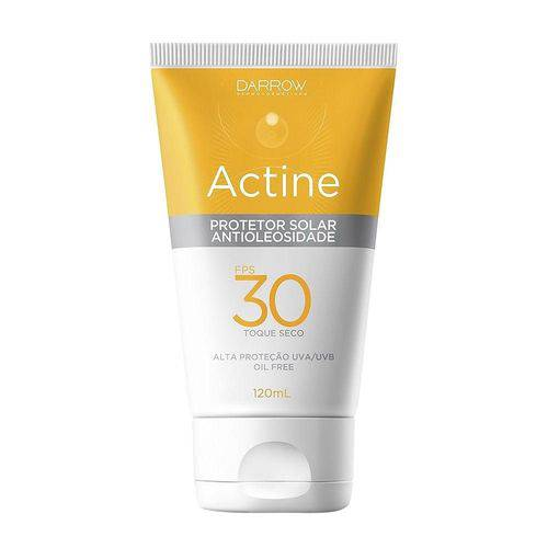 Tudo sobre 'Protetor Solar Actine Fps30 120ml'