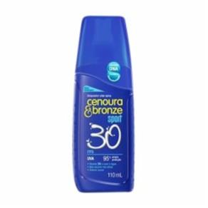 Protetor Solar Cenoura & Bronze FPS 30 Spray 110ml