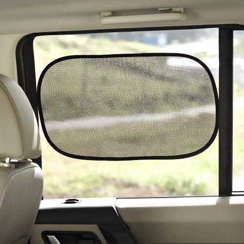 Protetor Solar Duplo para Carro 2 Pçs- BB076
