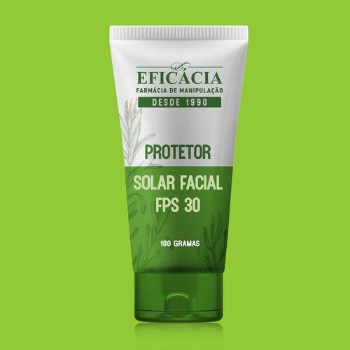 Protetor Solar Facial Fps 30 -100 Gramas