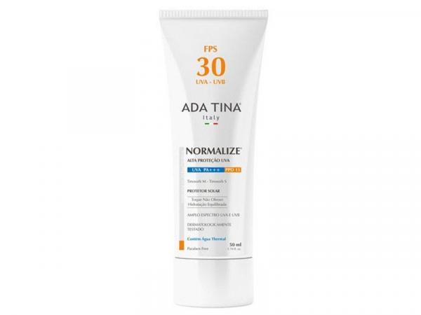 Protetor Solar FPS 30 Normalize 50ml - Ada Tina