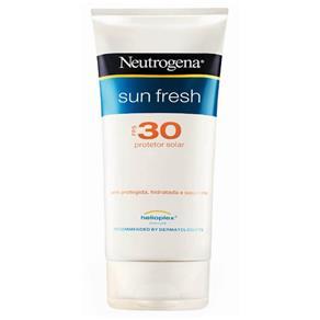 Protetor Solar FPS 30 Sun Fresh