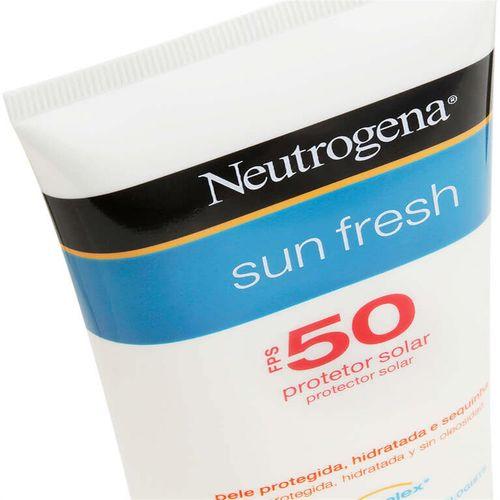 Protetor Solar Loção Neutrogena 120ml Fps50