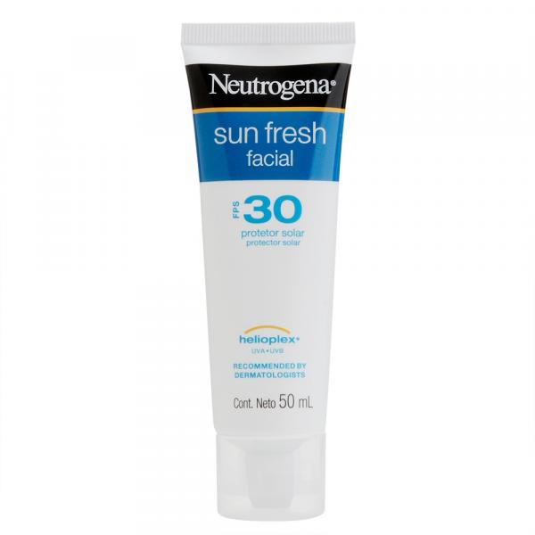 Protetor Solar Neutrogena Sun Fresh Facial FPS30 50G