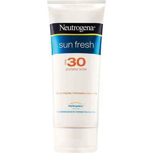 Protetor Solar Neutrogena Sun Fresh Fps 30 200ml