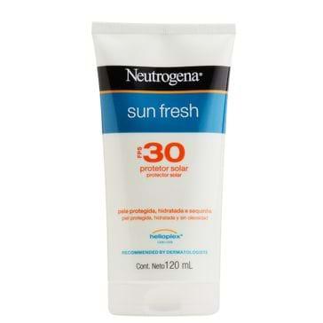 Protetor Solar Neutrogena Sun Fresh FPS-30
