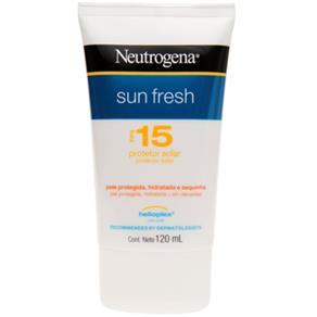 Protetor Solar Neutrogena Sun Fresh Fps 15