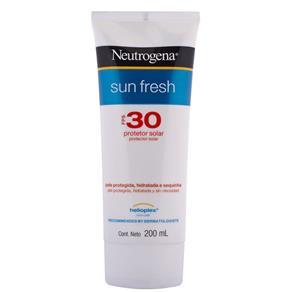 Protetor Solar Neutrogena Sun Fresh FPS30 – 200 Ml