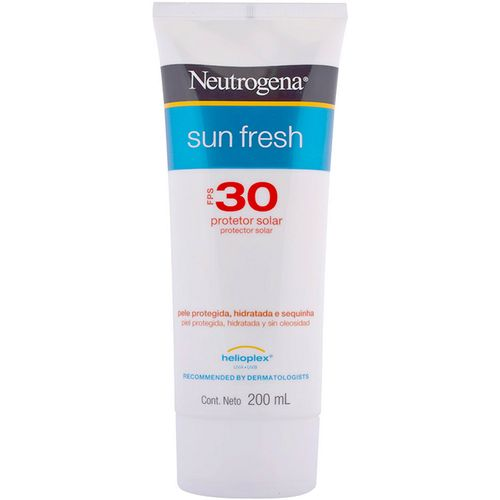 Protetor Solar Neutrogena Sun Fresh FPS30 Loção 200 Ml