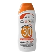 Protetor Solar Nutriex Fps 30 120ml - SPGN0060954