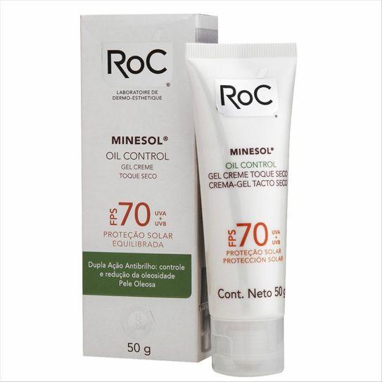 Tudo sobre 'Protetor Solar Roc Oil Control 50g'