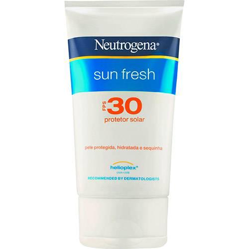 Protetor Solar Sun Fresh FPS 30 120ml Neutrogena