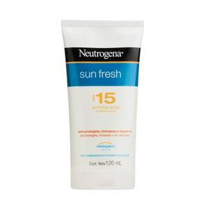 Protetor Solar Sun Fresh FPS 15 120ml
