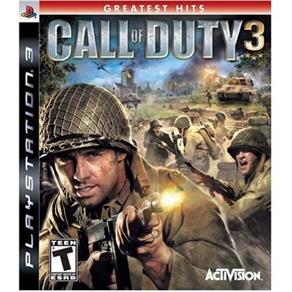 PS3 - Call Of Duty 3