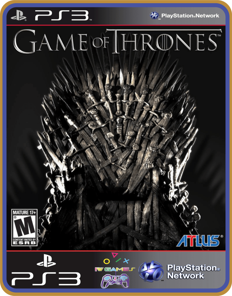 Ps3 Game Of Thrones -Midia Digital