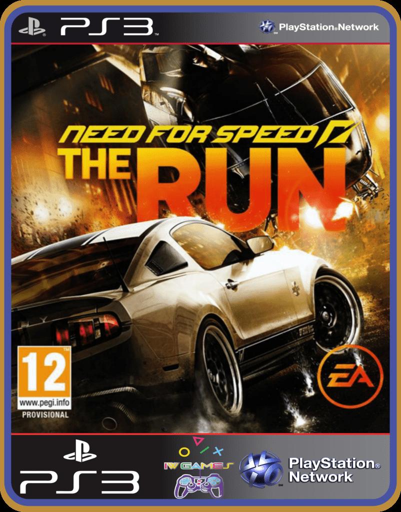 Tudo sobre 'Ps3 Need For Speed The Run - Original Mídia Digital'