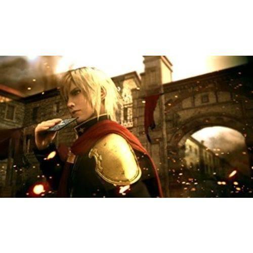 Tudo sobre 'PS4 Final Fantasy Type-0 HD'