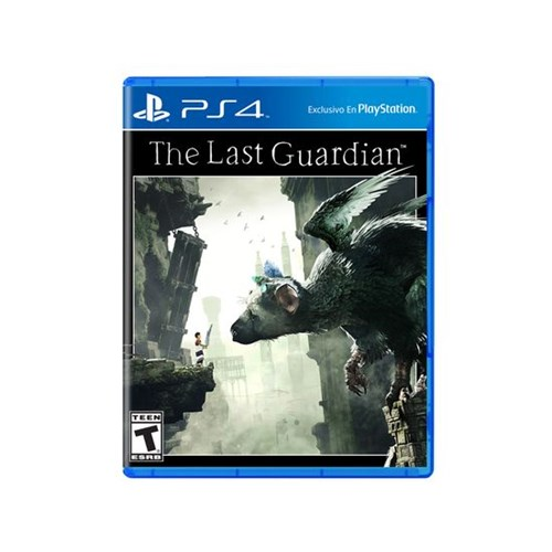 | PS4 The Last Guardian