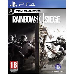 PS4 - Tom Clancys Rainbow Six: Siege