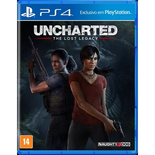 Ps4 Uncharted The Lost Legacy