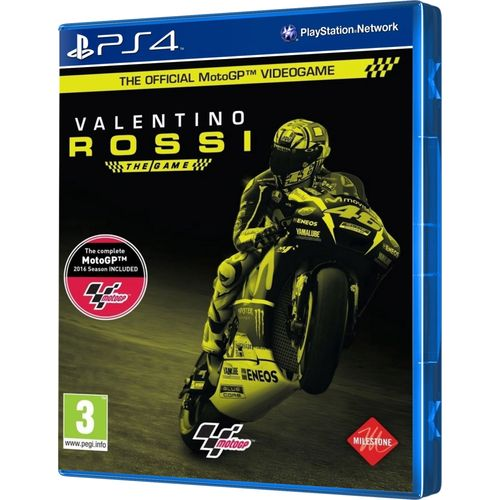 Ps4 Valentino Rossi The Game New Ps4