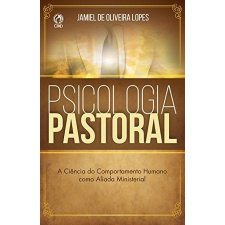 Tudo sobre 'Psicologia Pastoral'