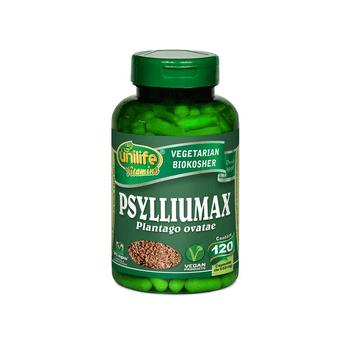 Psyllium 120 Cápsulas Psylliumax Unilife