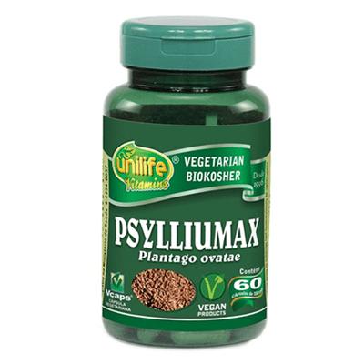 Psyllium 60 Cápsulas 550Mg Unilife
